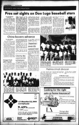 Chino Champion from Chino, California on June 16, 1989 · Page 6