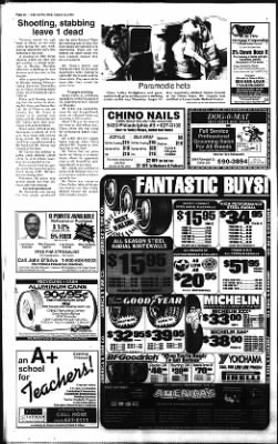 Chino Valley News from Chino, California on March 16, 1994 · Page 17