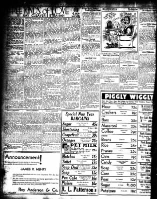 Hope Star from Hope, Arkansas on January 1, 1932 · Page 4