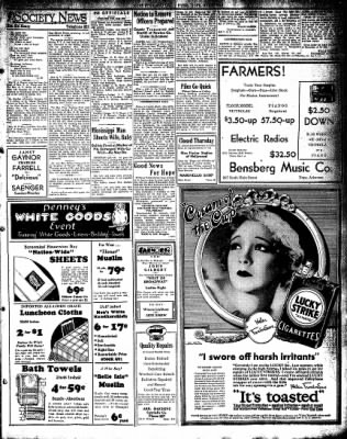 Hope Star from Hope, Arkansas on January 7, 1932 · Page 3