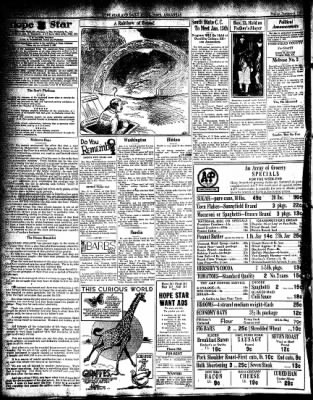 Hope Star from Hope, Arkansas on January 8, 1932 · Page 2