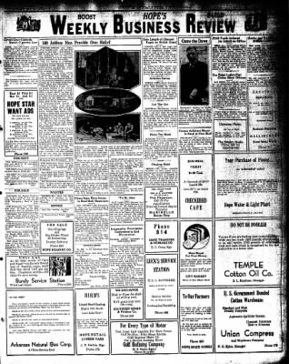 Hope Star from Hope, Arkansas on January 13, 1932 · Page 5