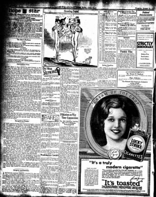 Hope Star from Hope, Arkansas on January 14, 1932 · Page 2