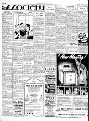 The Courier News from Blytheville, Arkansas on March 18, 1940 · Page 2