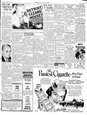 The Courier News from Blytheville, Arkansas on March 18, 1940 · Page 3