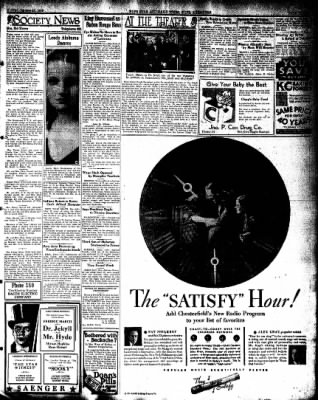 Hope Star from Hope, Arkansas on January 25, 1932 · Page 3