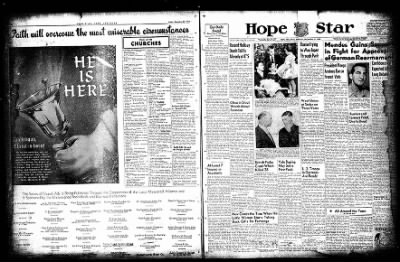 Hope Star from Hope, Arkansas on December 27, 1954 · Page 4