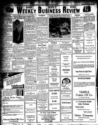 Hope Star from Hope, Arkansas on January 27, 1932 · Page 6