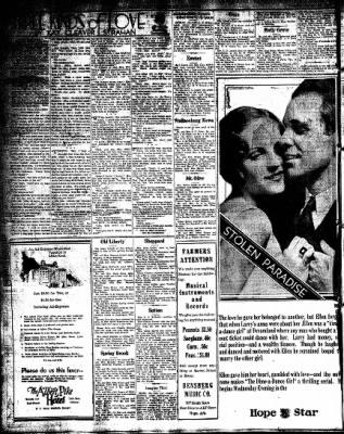 Hope Star from Hope, Arkansas on January 28, 1932 · Page 4