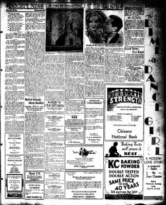 Hope Star from Hope, Arkansas on January 30, 1932 · Page 3