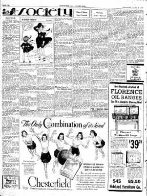 The Courier News from Blytheville, Arkansas on March 20, 1940 · Page 2