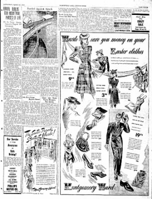 The Courier News from Blytheville, Arkansas on March 20, 1940 · Page 3