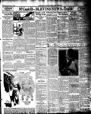 Hope Star from Hope, Arkansas on February 10, 1932 · Page 5