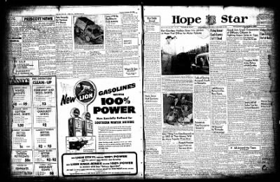 Hope Star from Hope, Arkansas on December 29, 1954 · Page 5