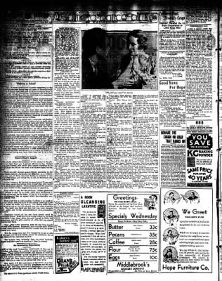 Hope Star from Hope, Arkansas on February 15, 1932 · Page 2