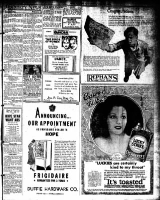 Hope Star from Hope, Arkansas on February 15, 1932 · Page 3
