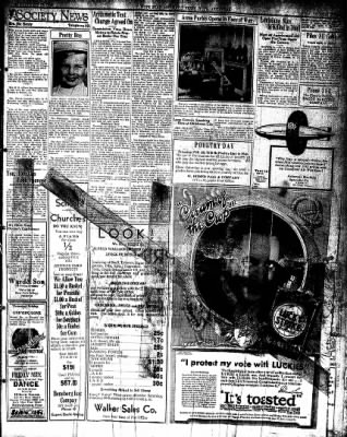 Hope Star from Hope, Arkansas on February 18, 1932 · Page 3