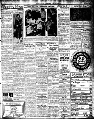 Hope Star from Hope, Arkansas on February 19, 1932 · Page 3