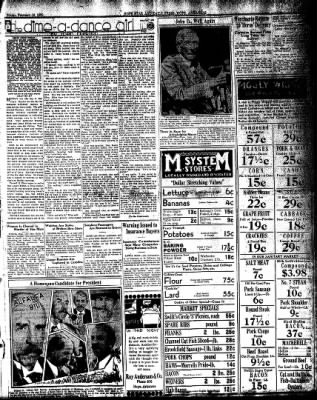 Hope Star from Hope, Arkansas on February 19, 1932 · Page 5