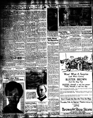 Hope Star from Hope, Arkansas on February 23, 1932 · Page 4