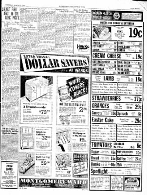 The Courier News from Blytheville, Arkansas on March 21, 1940 · Page 3