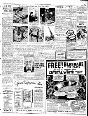 The Courier News from Blytheville, Arkansas on March 21, 1940 · Page 5