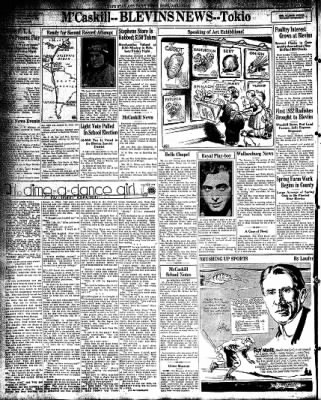 Hope Star from Hope, Arkansas on March 2, 1932 · Page 7