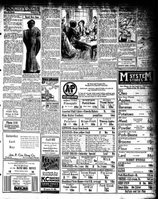 Hope Star from Hope, Arkansas on March 4, 1932 · Page 3