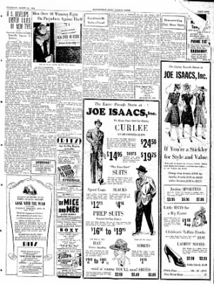 The Courier News from Blytheville, Arkansas on March 21, 1940 · Page 7