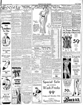 Hope Star from Hope, Arkansas on June 21, 1934 · Page 3