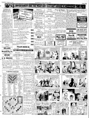 The Courier News from Blytheville, Arkansas on March 21, 1940 · Page 9