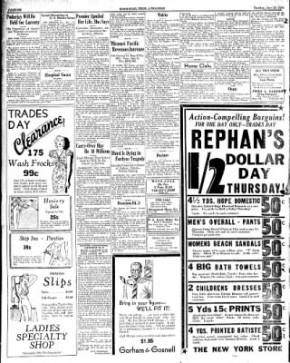 Hope Star from Hope, Arkansas on June 26, 1934 · Page 6