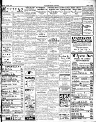 Hope Star from Hope, Arkansas on June 29, 1934 · Page 3