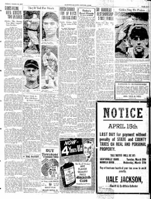 The Courier News from Blytheville, Arkansas on March 22, 1940 · Page 5