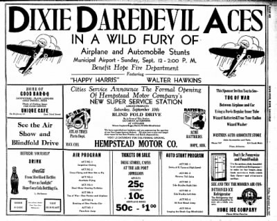 Hope Star from Hope, Arkansas on September 10, 1937 · Page 6