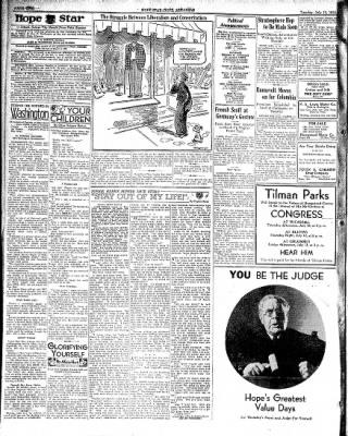 Hope Star from Hope, Arkansas on July 10, 1934 · Page 2