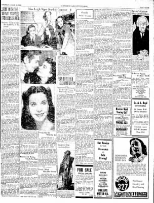 The Courier News from Blytheville, Arkansas on March 23, 1940 · Page 3