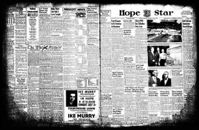 Hope Star from Hope, Arkansas on July 3, 1952 · Page 12