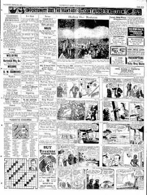 The Courier News from Blytheville, Arkansas on March 23, 1940 · Page 5