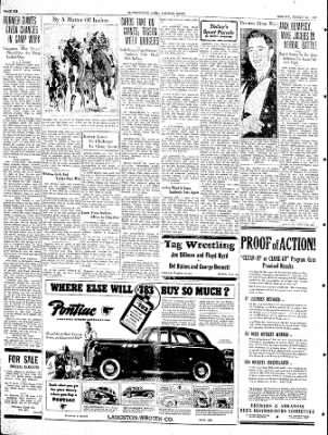 The Courier News from Blytheville, Arkansas on March 25, 1940 · Page 6