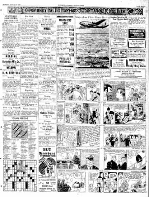 The Courier News from Blytheville, Arkansas on March 25, 1940 · Page 7