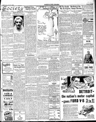 Hope Star from Hope, Arkansas on July 25, 1934 · Page 3