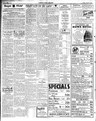 Hope Star from Hope, Arkansas on July 27, 1934 · Page 2