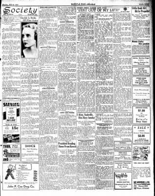 Hope Star from Hope, Arkansas on July 30, 1934 · Page 3