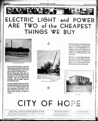 Hope Star from Hope, Arkansas on September 27, 1937 · Page 8