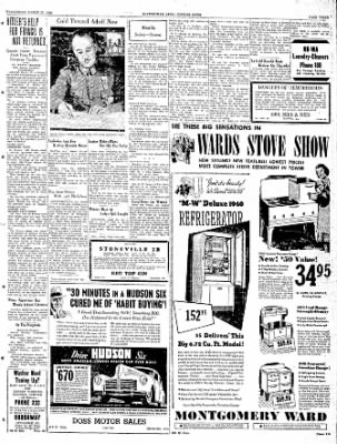 The Courier News from Blytheville, Arkansas on March 27, 1940 · Page 3