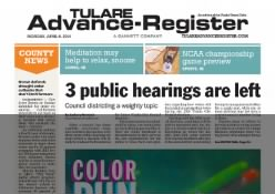 Tulare Advance-Register