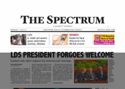 The Daily Spectrum