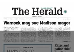 The Madison County Herald