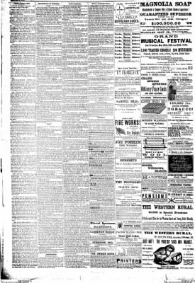 The Fresno Republican from Fresno, California on May 4, 1878 · Page 3